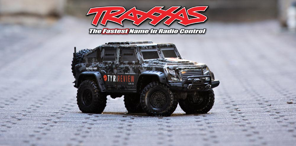 Traxxas Tactical Unit Giveaway